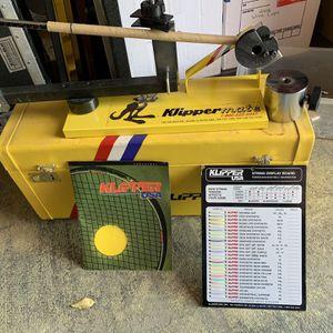 Tennis Racket Restringing Machine. for Sale in Rancho Cordova, CA