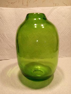 $40 FIRM --IKEA Hand Blown vase for Sale in Ocoee, FL