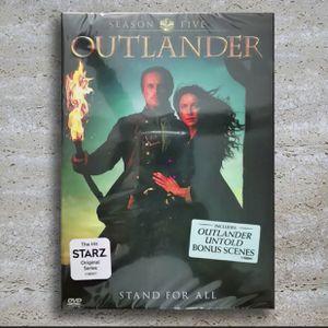New Outlander Season 5 DVD for Sale in Brooklyn, NY