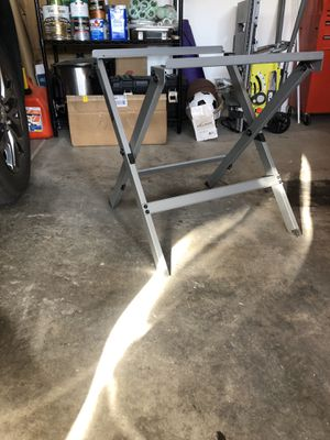 Ridgid Table Saw Stand for Sale in Las Vegas, NV