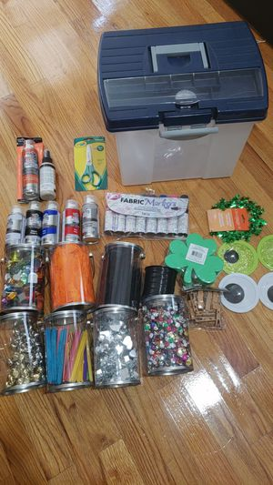 New & unused art/craft supplies for Sale in Boston, MA