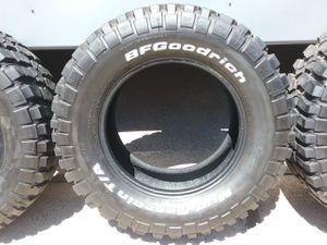 BF GOODRICH MUD TERRAIN Tires for Sale in Roseville, CA