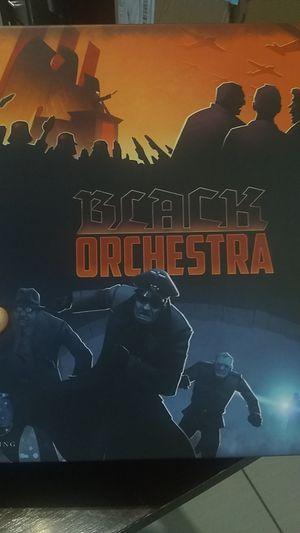 Black Orchestra- Board Game for Sale in Phoenix, AZ