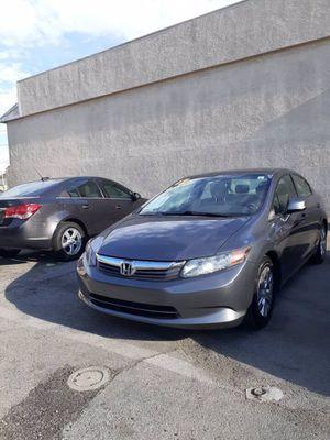 2012 Honda Civic Sdn for Sale in El Monte, CA