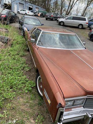 4bc5dec686079 1976 Cadillac eldorado needs work for Sale in Springfield