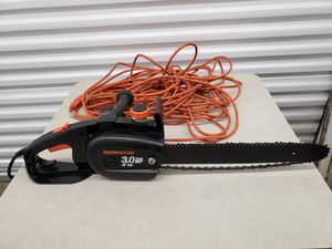Remington Chainsaw for Sale in Waltham, MA