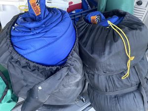 Two Kelty Ridgeway sleeping bags for Sale in Stevenson Ranch, CA