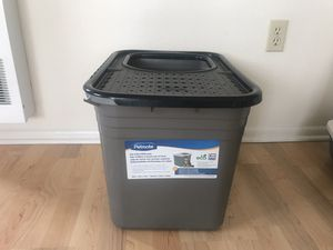 Petmate Top Entry Litter Pan for Sale in Tacoma, WA