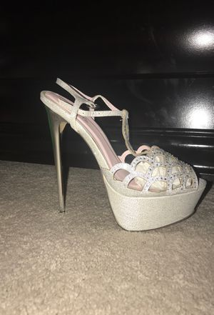 Silver Heels for Sale in Dover, DE