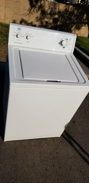 Very nice clean Roper/whirlpool washer machine for Sale in Henderson, NV