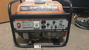 Powercraft 1000w 120v Generator for Sale in Grottoes, VA
