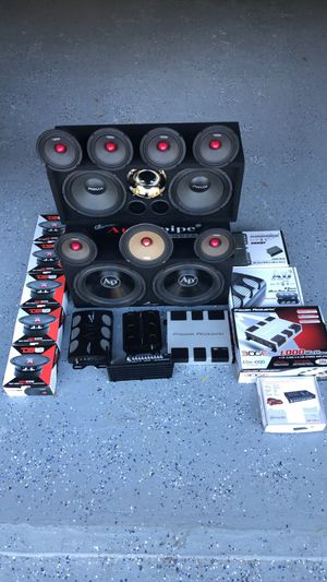 Music system for Sale in Kissimmee, FL