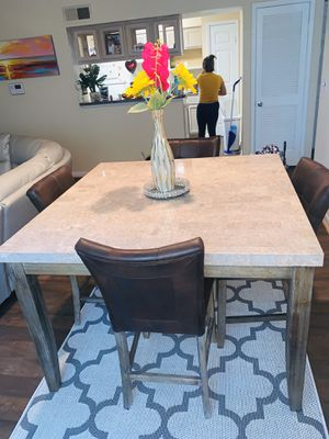 Bel 4 seater table for Sale in Houston, TX