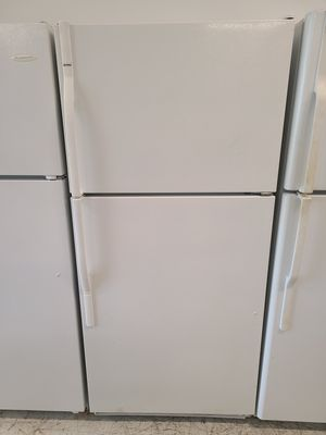 Kenmore top freezer refrigerator used good condition with 90 days warranty for Sale in Frederick, MD