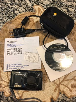 Olympus Digital HD Camera for Sale in Land O Lakes, FL