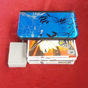 Nintendo 3ds Xl Pokemon X And Y Blue Limited Edition for Sale in Phoenix, AZ