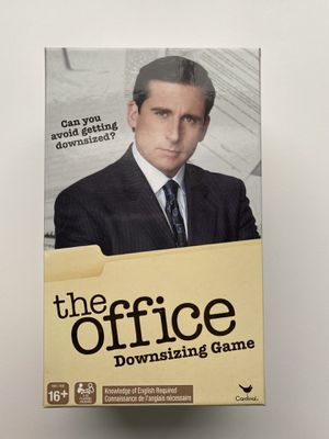The Office Downsizing Game for Sale in Londonderry, NH