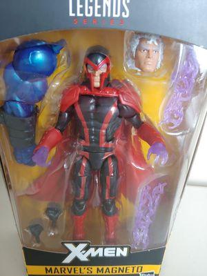 2 Action Figures - Marvel Legends Magneto & Deadpool Marvel Select Action Figures for Sale in Alexandria, VA