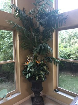 Potted Artificial Plants (Set of 2) for Sale in Dublin, OH