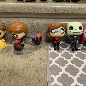 Funko Pop figures - Disney/Animated for Sale in Bothell, WA