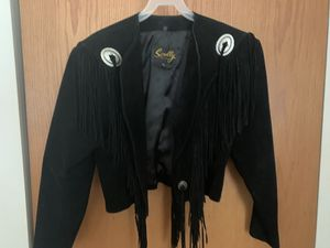 Scully Fringed suede leather jacket for Sale in Lake Stevens, WA