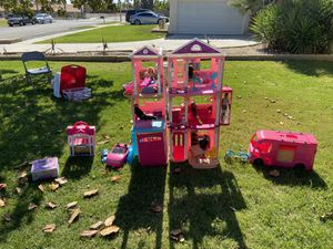 Barbie Doll House for Sale in Rialto, CA