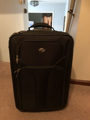 Black American Tourister carryon luggage for Sale in Mableton, GA