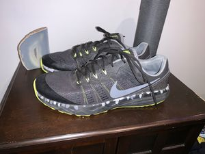 Nike fitsole men's size 12 tennis running shoes dual fusion trail 2 for Sale in Downey, CA