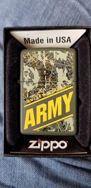 Zippo Army Lighter for Sale in Belton, SC