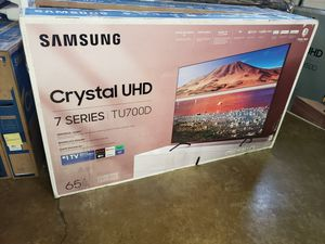 """65"""" 4k SAMSUNG SMART TV CLEARANCE PRICE NEW!!! for Sale in Lakewood, CA"""