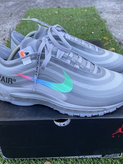 OFF-White Air Max 97 Menta Size 8.5 for Sale in Orlando,  FL