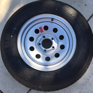 Trailer Spare Tires for Sale in Watsonville, CA