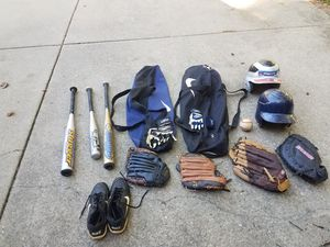 Baseball gear for Sale in Fort Washington, MD