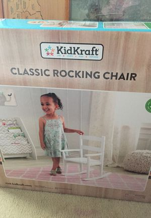 Kids rocking chair for Sale in La Vergne, TN