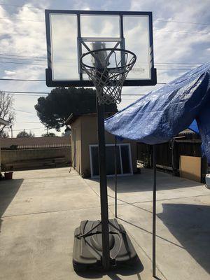 Lifetime Adjustable Basketball hoop for Sale in Montclair, CA