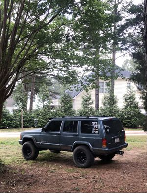 1998 Jeep Cherokee xj limited for Sale in Wake Forest, NC