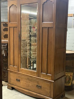 Beautiful Antique Armoire for Sale in Tacoma, WA