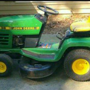 John Deere Lawn Tractor for Sale in Cumming, GA