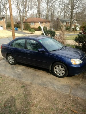 2002 honda civic for Sale in McLean, VA