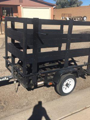 Nice tilt trailer for Sale in Tucson, AZ