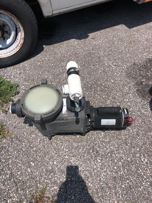 Pool pump for Sale in Winter Park, FL