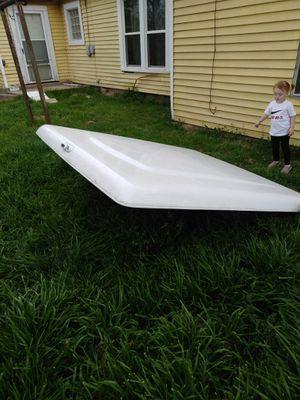 F150 regular bed cover metallic white for Sale in Abilene, TX