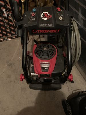 Troybilt pressure washer for Sale in Buckley, WA
