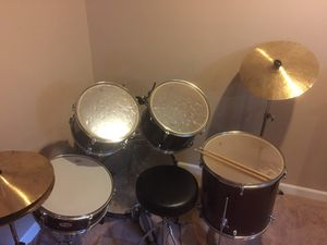Mapex 5 Piece Drum Set for Sale in Bel Air, MD
