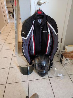 Motorcycle gear for Sale in Wesley Chapel, FL