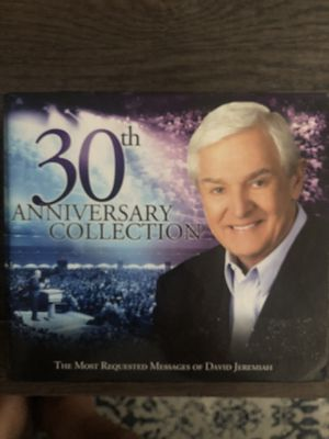 Dr. David Jeremiah 30 Anniversary Collection 30 CD Sermons for Sale in Las Vegas, NV