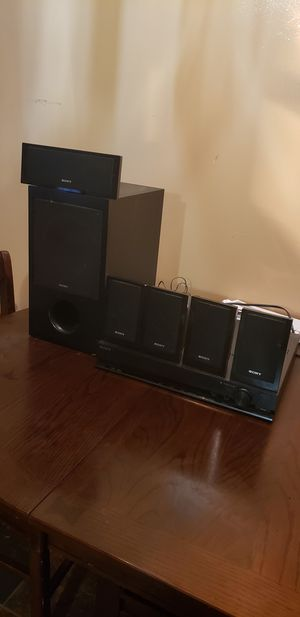 Sony Home Entertainment System for Sale in Thomasville, NC
