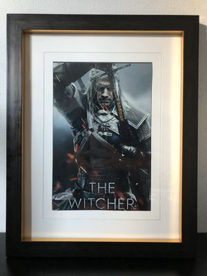 The Witcher Art Print for Sale in Lynnwood, WA