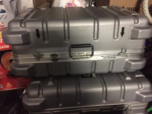Panasonic equipment case for Sale in Midway City, CA