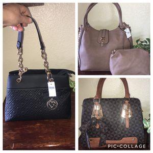 Stylish handbags totes Shoulder bags for Sale in La Mirada, CA
